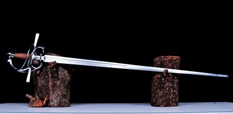 Swept Hilt Sidesword - Steel Generation