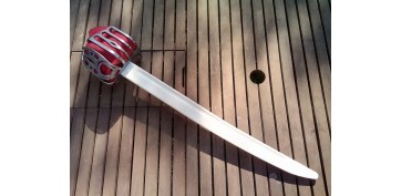 Dussack Basket Hilt V4