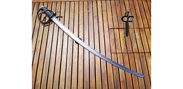 Infantry Sabre (Three Bar Hilt) - Steel Generation