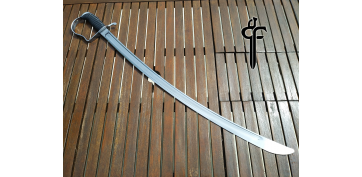 1796 Light Cavalry Sabre - Steel Generation