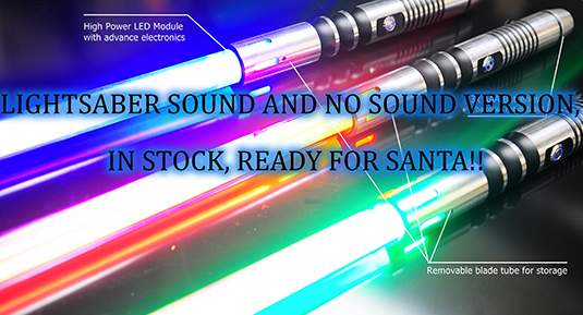 Lightsaber No Sound Version